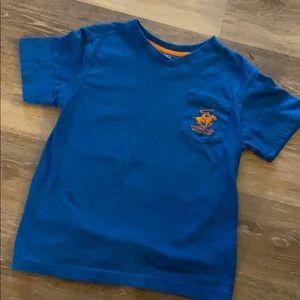 Beverly Hills polo club boys shirt size 5/6
